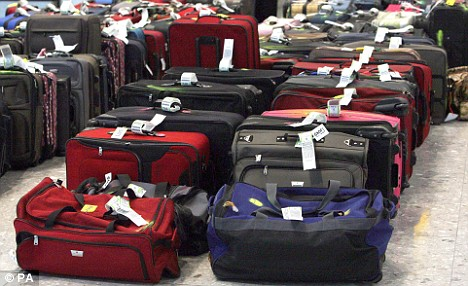 unpack baggage