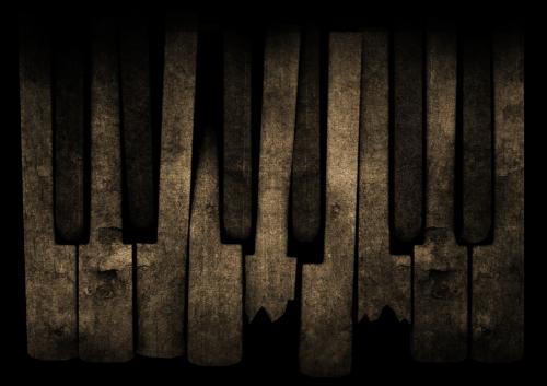 music piano play keys broken