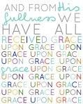 grace, 1 pet 4:10, fullness of his