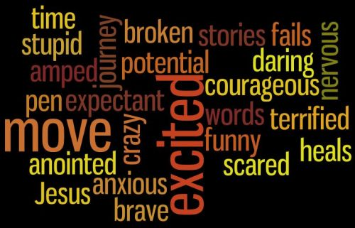 book writing, emotions